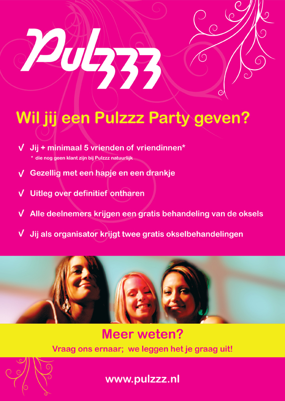 Pulzzz party