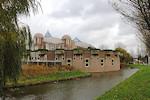Locatie Piet Blom gebouw